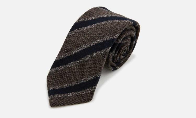 He Spoke Style Seaward And Stearn Necktie