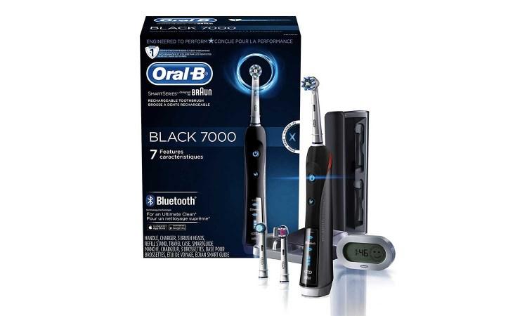 Oral B 7000 SmartSeries Electric Toothbrush