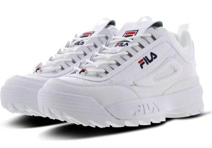 Chunky Sole Fila Disruptor Sneakers