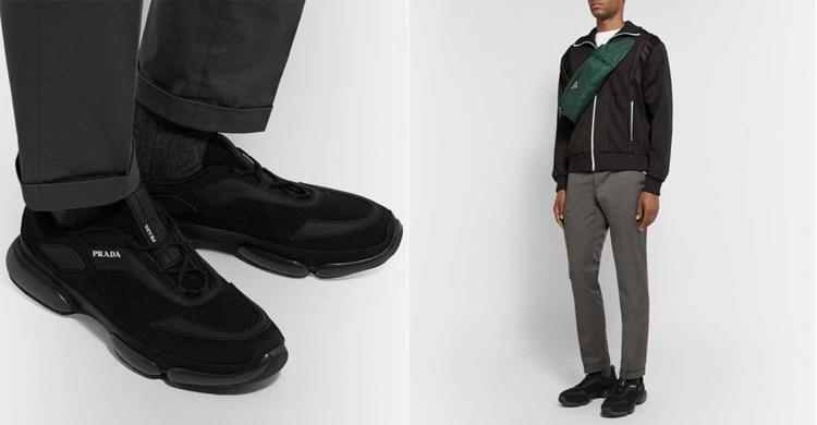 Chunky Sole Sneaker Trend 3