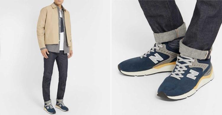Chunky Sole Sneaker Trend 4