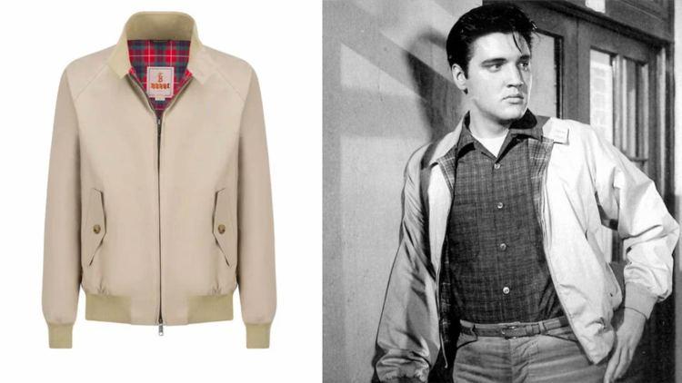 Elvis Presley Baracuta G9 Jacket