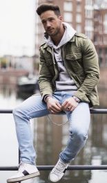Field Jacket Outfit Inspo 5