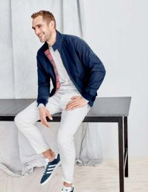 Harrington Jacket Outfit Inspo 1