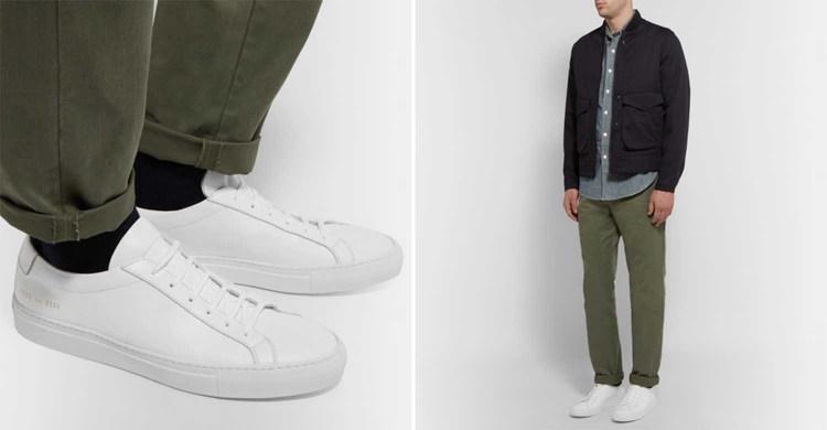 Minimalist Sneaker Trend 1