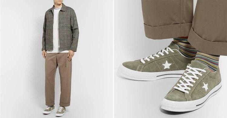 Suede Sneaker Trend 2