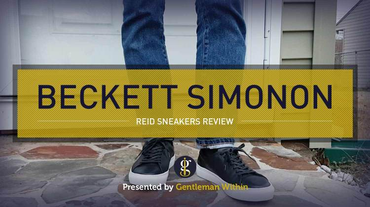 Beckett Simonon Reid Sneakers Review | GENTLEMAN WITHIN