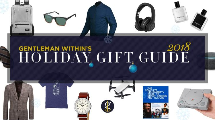 Gentleman Within Holiday Gift Guide 2018