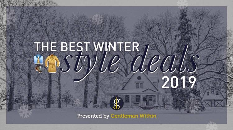 Best Winter Clothing Sales & Deals For Stylish Men | GENTLEMAN WITHIN