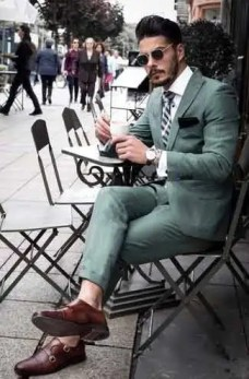 Clean Tailoring Outfit 6