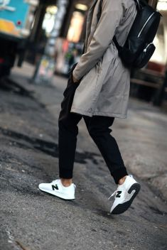 Not For Running Sneaker Outfit 1