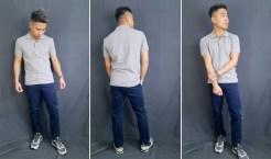 Everlane Pique Polo Shirt Fit