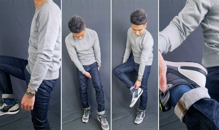 Everlane Slim Fit Jeans Fit