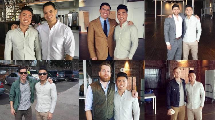 Men's StyleCon 2016 Meeting Idols