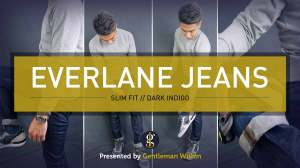 Everlane Slim Fit Jeans Review | GENTLEMAN WITHIN