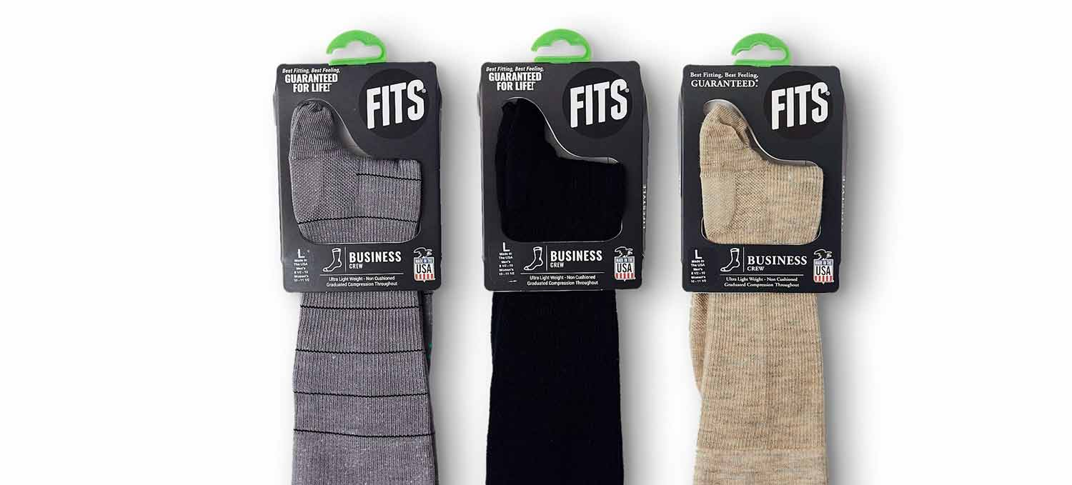 FITS Socks Father's Day Gift Pack 3