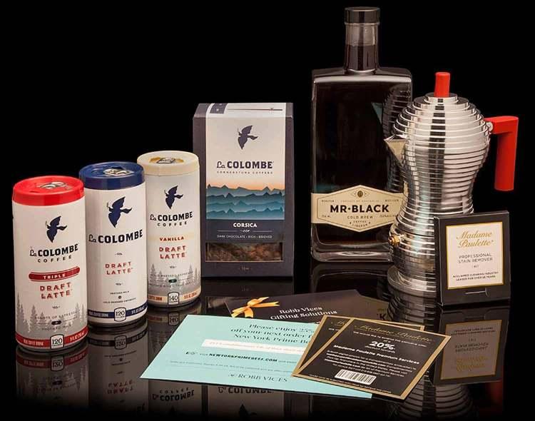 Robb Vices La Colombe Coffee Box
