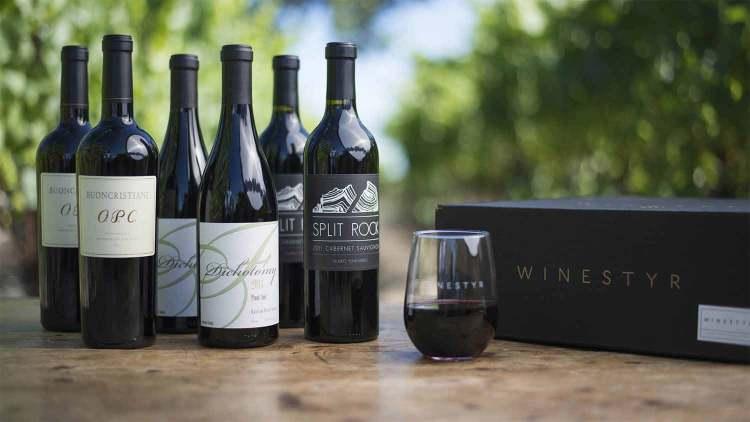 Winestyr Wine Club