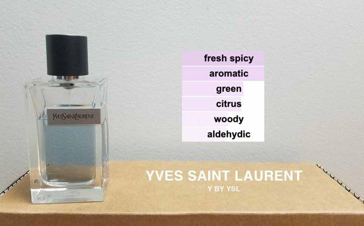 Yves Saint Laurent Y By YSL