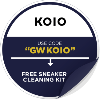 Koio Promotional Sticker