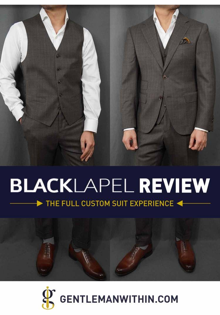 Black Lapel Suit Review (3 Year Update)   GENTLEMAN WITHIN