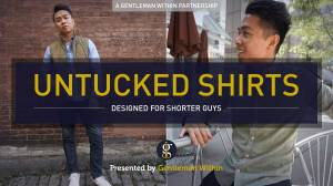 Style Spotlight: Ash & Erie Casual Button Down Shirts (For Short Guys) | GENTLEMAN WITHIN