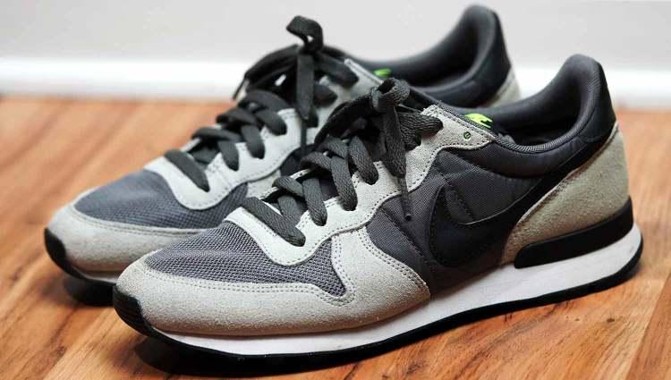 J Crew Nike Internationalist Sneaker