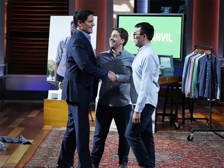 Mark Cuban Ash & Erie Founders Shark Tank Deal