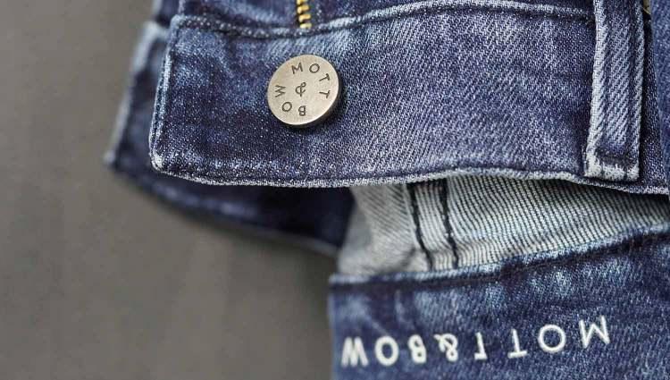 Mott & Bow Jeans Details