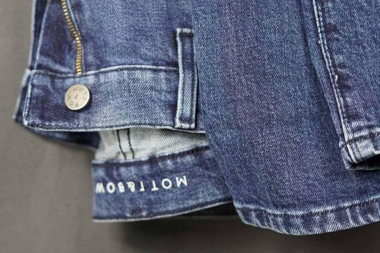 Mott & Bow Jeans Wash Details