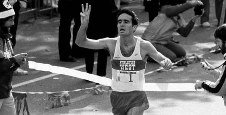Nike Internationalist History Alberto Salazar New York Marathon 1982 Winner