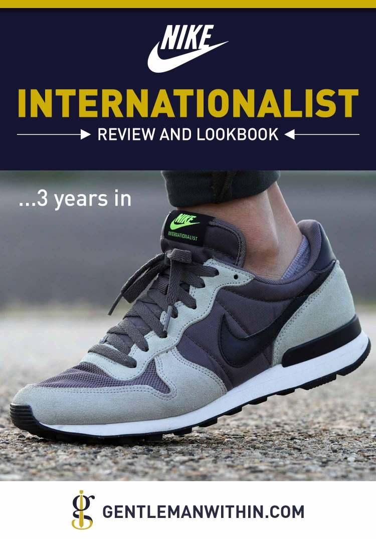 Nike Internationalist Review and Lookbook (3+ Years Wearing Them) | GENTLEMAN WITHIN