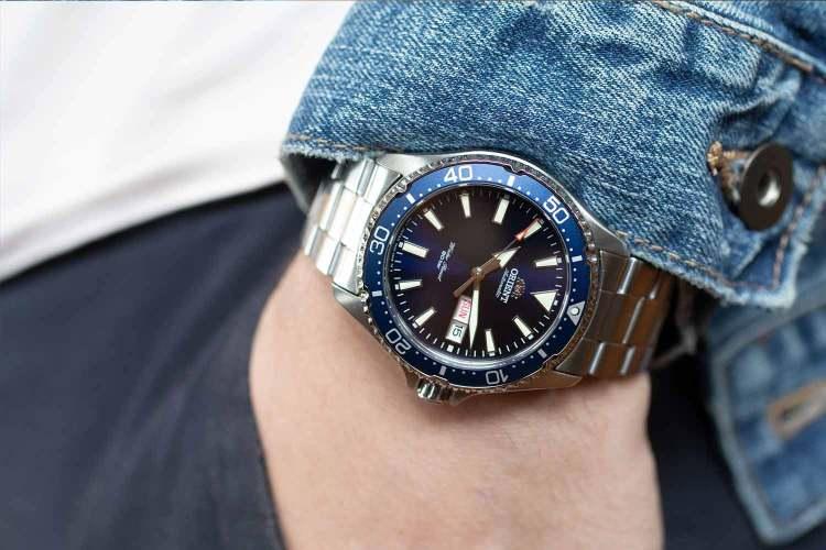 Orient Kamasu Diver Watch