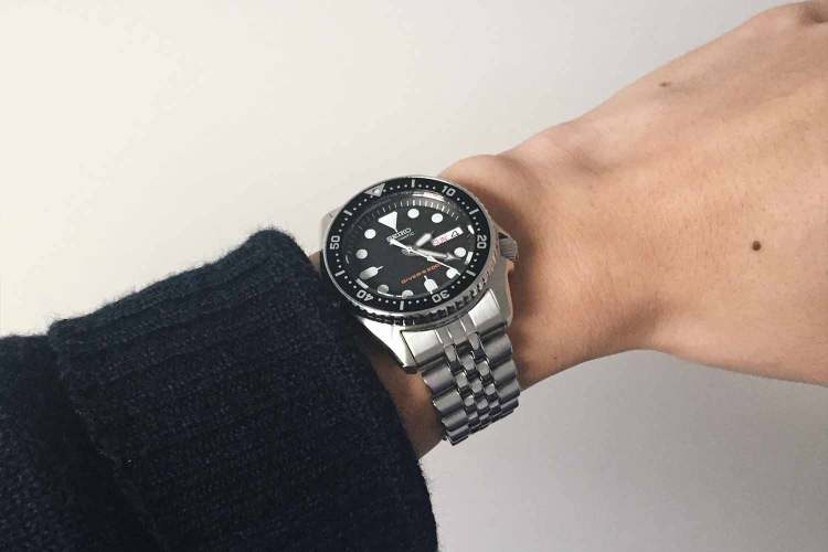 Seiko SNK007 Diver Watch