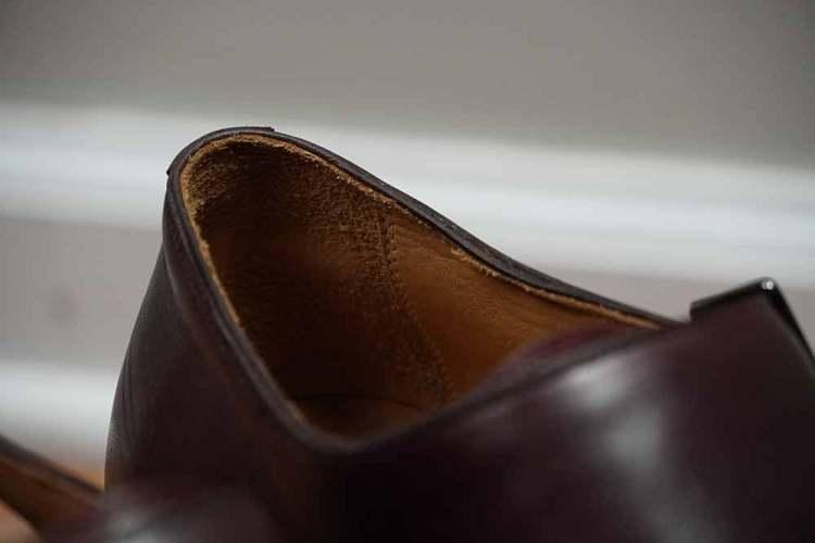 Beckett Simonon Hoyt Leather Lining