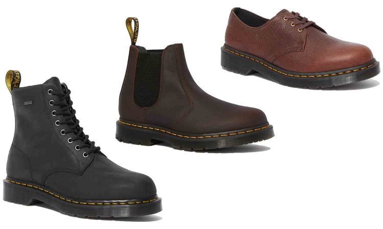 Dr Martens AirWair Boots Shoes