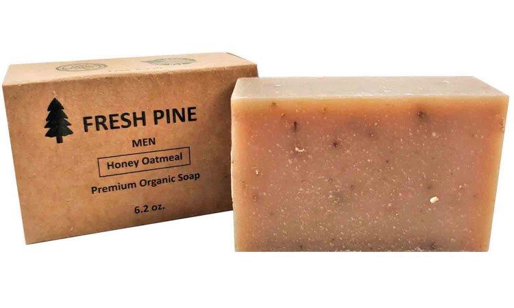 Fresh Pine Organic Soap