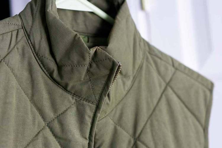 Green Walker Vest
