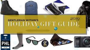 The 2019 Holiday Gift Guide (Style, EDC, Travel, Grooming & More) | GENTLEMAN WITHIN