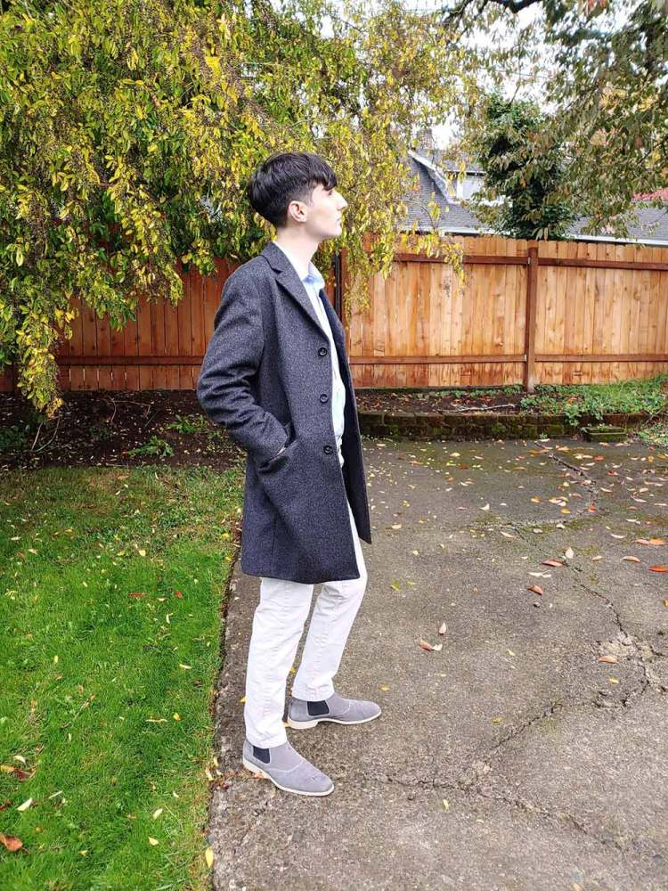 Undandy Chelsea Boots Outfit 1