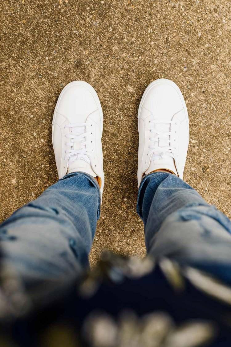 Ace Marks Duke Sneaker Topdown