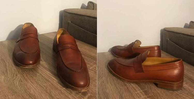 Cohen Loafer Front And Side