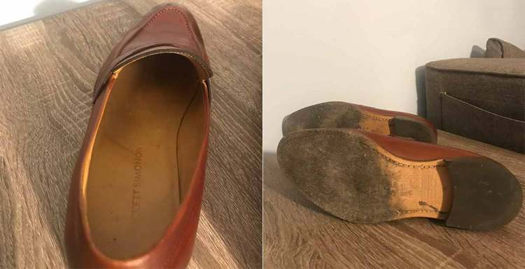 Cohen Loafer Insole Outsole