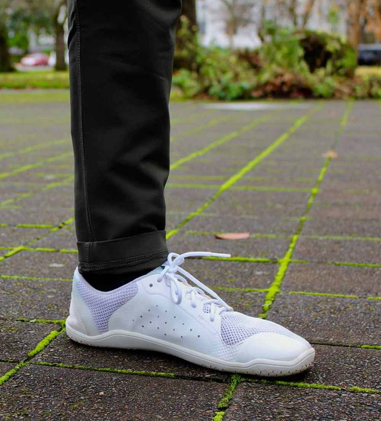 putting the foot down vivobarefoot