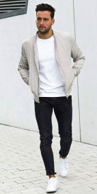 white sneakers with jeans outfit 3
