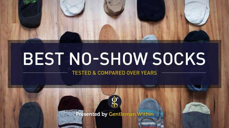 The Best No-Show Socks For Men 2021 (17 Brands Tested & Compared) | GENTLEMAN WITHIN