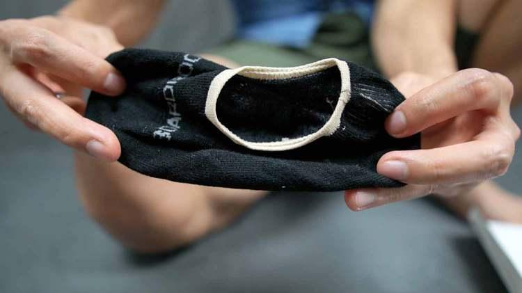 boardroom socks no show prototype