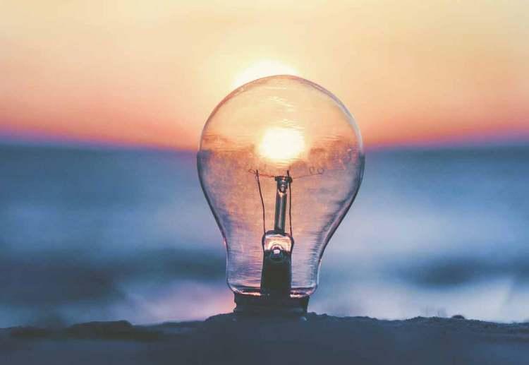 tip 6 be creative lightbulb