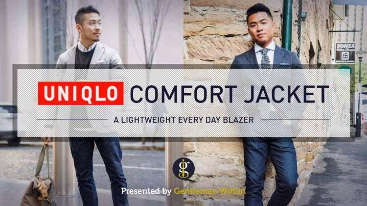 Uniqlo Comfort Jacket Review (A Lightweight Everyday Blazer) | GENTLEMAN WITHIN