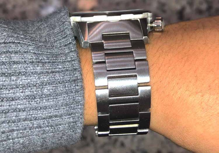 the vessel watch band